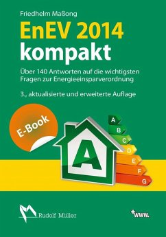 EnEV 2014 kompakt (eBook, PDF) - Maßong, Friedhelm