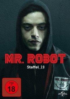 Mr. Robot - Season 2 DVD-Box - Rami Malek,Christian Slater,Carly Chaikin