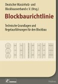 Blockbaurichtlinie (eBook, PDF)