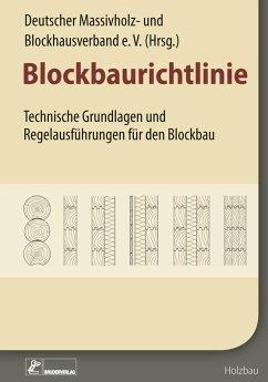 Blockbaurichtlinie (eBook, PDF)