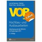 VOB im Bild Hochbau- und Ausbauarbeiten - E-Book (PDF) (eBook, PDF)