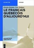 Le français québécois d'aujourd'hui (eBook, PDF)