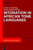 Intonation in African Tone Languages (eBook, PDF)