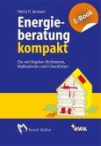 Energieberatung kompakt (eBook, PDF)
