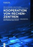 Kooperation von Rechenzentren (eBook, ePUB)