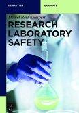 Research Laboratory Safety (eBook, PDF)
