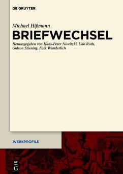 Briefwechsel (eBook, ePUB) - Hißmann, Michael