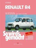Renault R4 10/1962 bis 9/1986 (eBook, PDF)