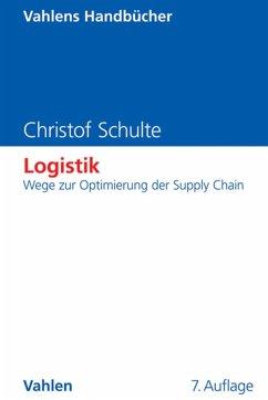 Logistik (eBook, PDF) - Schulte, Christof