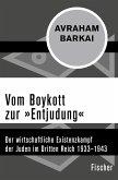 Vom Boykott zur »Entjudung« (eBook, ePUB)