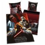 Star Wars / Clone Wars Bettwäsche Gr. 135x200/80x80cm