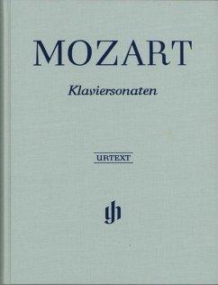 Sämtliche Klaviersonaten in einem Band - Mozart, Wolfgang Amadeus