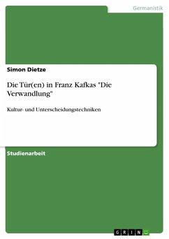 Die Tür(en) in Franz Kafkas