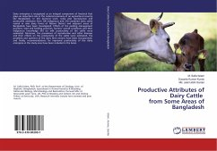 9783330002807 - Islam, M. Saiful; Kundu, Susanta Kumar; Sarder, Md. Jalal Uddin: Productive Attributes of Dairy Cattle from Some Areas of Bangladesh - Buch