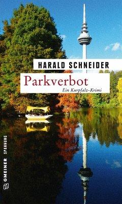 Parkverbot (eBook, ePUB) - Schneider, Harald
