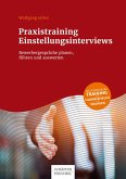 Praxistraining Einstellungsinterviews (eBook, PDF)