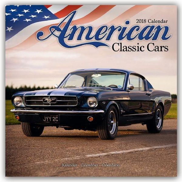 american classic cars klassische amerikanische autos 2018 kalender portofrei bestellen. Black Bedroom Furniture Sets. Home Design Ideas
