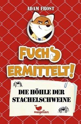 Buch-Reihe Fuchs ermittelt!