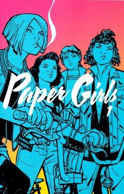 Paper Girls Bd.1 (eBook, PDF) - Vaughan, Brian K.