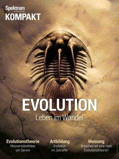 Spektrum Kompakt - Evolution (eBook, PDF)