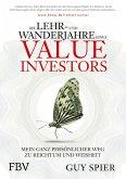 Die Lehr- und Wanderjahre eines Value-Investors (eBook, ePUB)