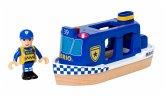 BRIO 33820 - Polizeiboot mit Licht und Sound