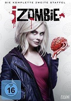 iZombie - Staffel 2 DVD-Box - Rose Mciver,Malcolm Goodwin,Rahul Kohli