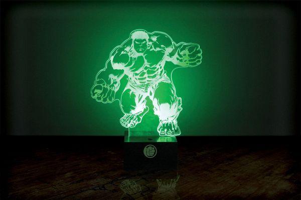 Marvel Avengers Hulk Licht Ca26cm Bei Bücherde Immer Portofrei