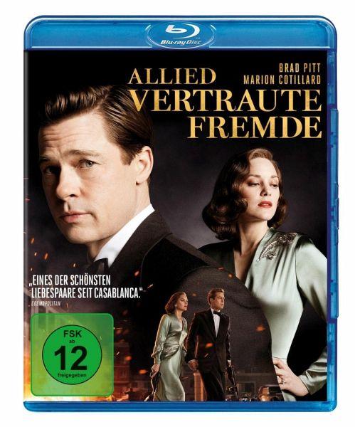 Allied: Vertraute Fremde - Brad Pitt,Marion Cotillard,Lizzy Caplan