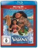 Vaiana - Das Paradies hat einen Haken (Blu-ray 3D + Blu-ray)