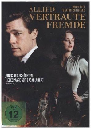 Allied - Vertraute Fremde - Brad Pitt,Marion Cotillard,Lizzy Caplan