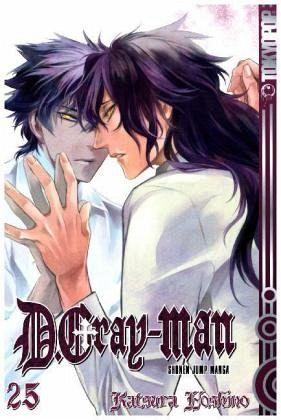 Buch-Reihe D.Gray-Man
