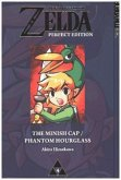 The Minish Cap / Phantom Hourglass / The Legend of Zelda - Perfect Edition Bd.4