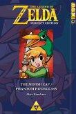 The Minish Cap / Phantom Hourglass / The Legend of Zelda - Perfect Edition Bd.4