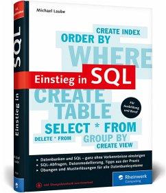Einstieg in SQL - Laube, Michael