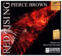 Red Rising Bd.1 (2 MP3-CDs) - Brown, Pierce