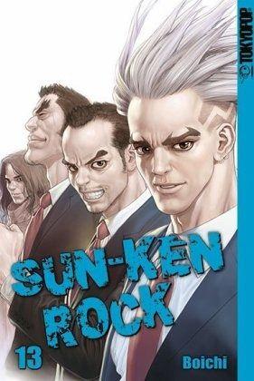Buch-Reihe Sun-Ken Rock