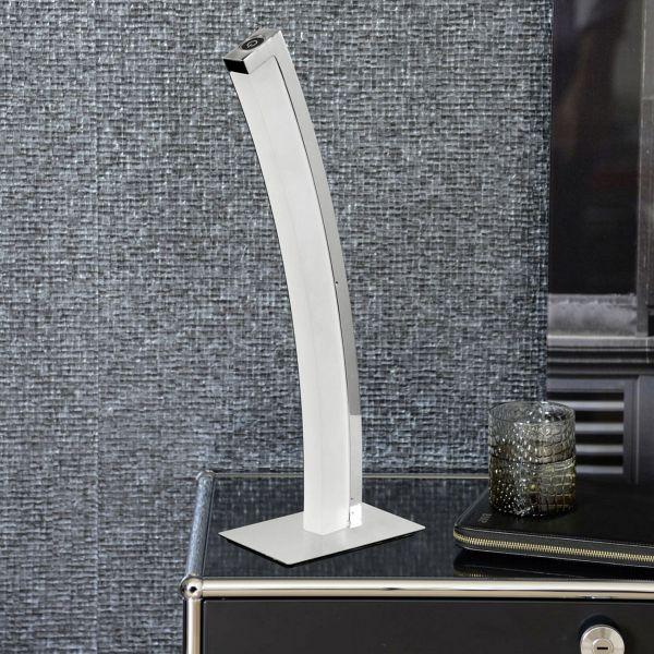 wofi led tischleuchte colmar 10 2w 660lm touch dimmer. Black Bedroom Furniture Sets. Home Design Ideas