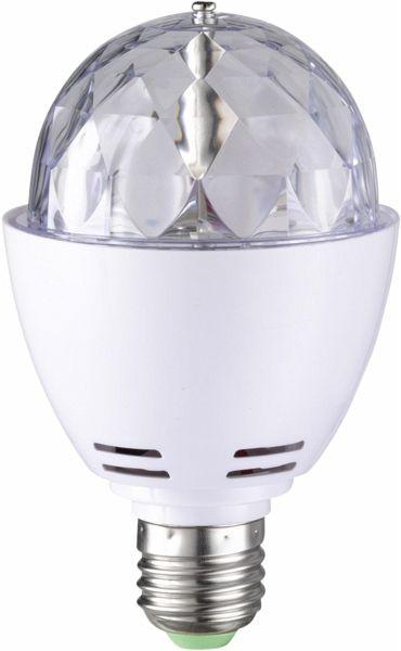 WOFI LED Discokugel Lampe E27 3W Farbwechsel - Portofrei bei bücher ...