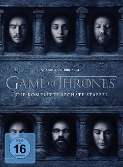 Game of Thrones - Staffel 6 DVD-Box
