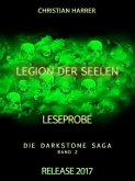 Legion der Seelen Leseprobe (eBook, ePUB)