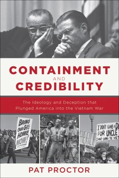 Containment and Credibility (eBook, ePUB) - Proctor, Pat