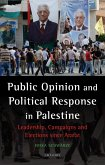 Public Opinion and Political Response in Palestine (eBook, ePUB)