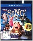 Sing, 1 Blu-ray
