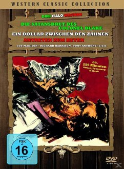 Western Classic Collection (3er-schuber: Die Sa...