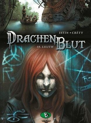 Buch-Reihe Drachenblut