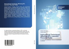 Instructional Techniques Affecting EFL Learners' Personal Traits - Zarei, Abbas Ali; Abdi, Venus