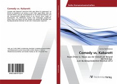 Comedy vs. Kabarett