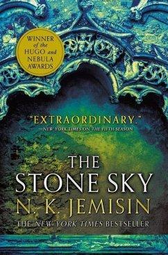 The Stone Sky - Jemisin, N. K.