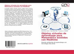 Objetos virtuales de aprendizaje para Matemática asistidos con Medhime - Ciancio, María Inés; Oliva, Elisa Silvia; Sirvente, Francisco A.